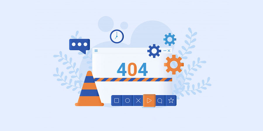 Look for unknown 404 or cracked links