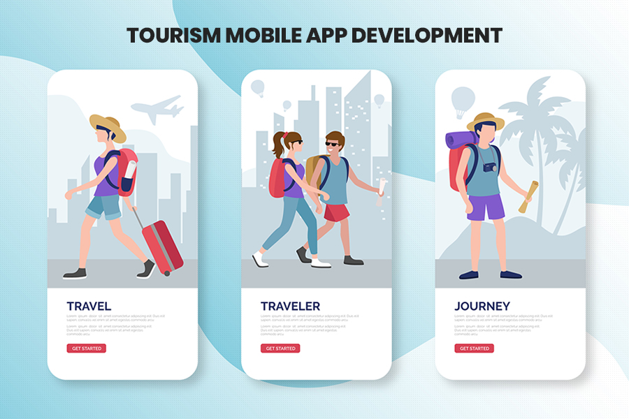 Tourism Mobile App Development